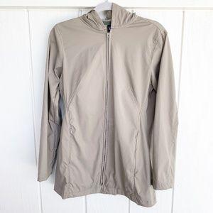PATAGONIA Tan Nylon Full Zip Jacket 6